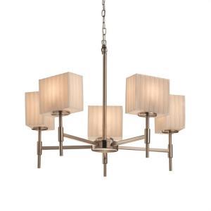 Porcelina - Union 5-Light Chandelier