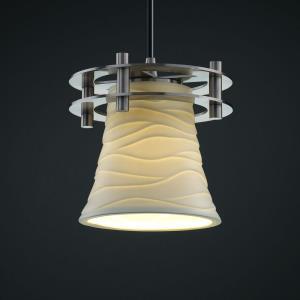 Limoges - One Light Small Circa Pendant