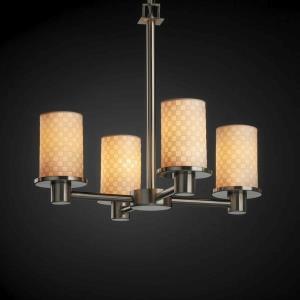 Limoges - Four Light Chandelier