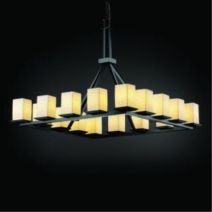 Limoges - Sixteen Light Ring Chandelier