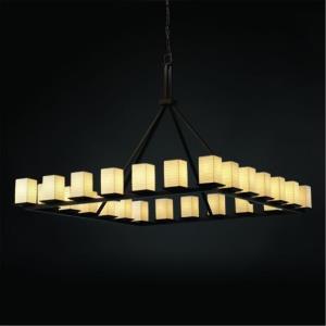 Limoges - Twenty-Four Light Ring Chandelier
