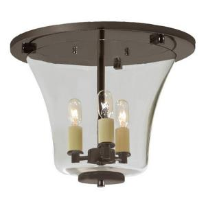Greenwich - Three Light Flush Mount
