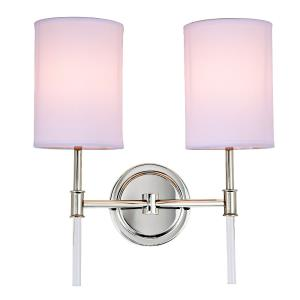 Hudson - Two Light Wall Sconce