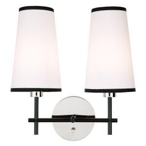 Bellevue - Two Light Wall Sconce