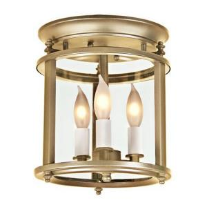 Murray Hill - Three Light Small Flush Mount