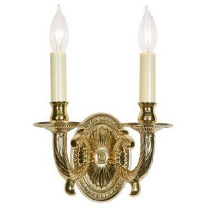 Petal - Two Light Wall Sconce