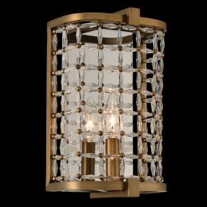 Verona - One Light Vertical Wall Sconce