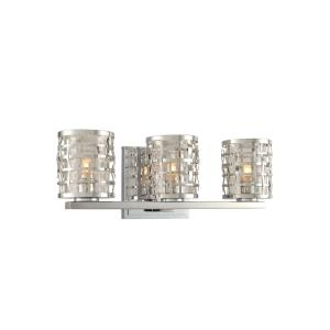 """Bridgeport - 15.5"""" 9W 3 LED Bath Vanity"""