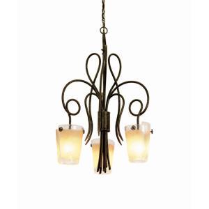 Tribecca - Three Light Chandelier