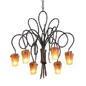 Tribecca - Six Light Chandelier