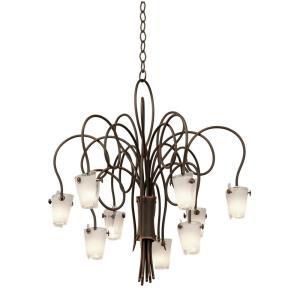 Tribecca - Nine Light Chandelier