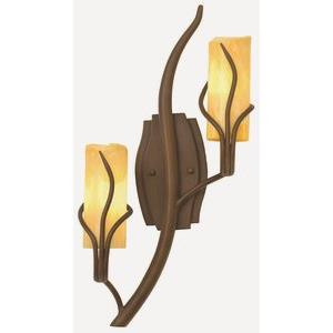 Napa - Two Light Right Vertical Wall Mount