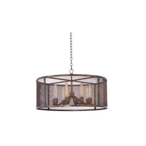 Chelsea - Eight Light Pendant