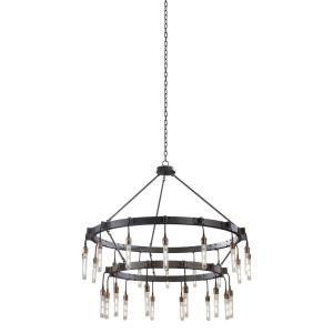 Stuyvesant - Twenty-Eight Light 2-Tier Chandelier