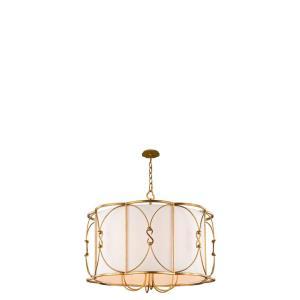 Olivia - Six Light Pendant