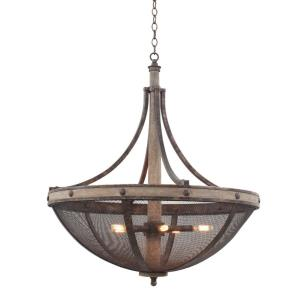Coronado - Six Light Pendant