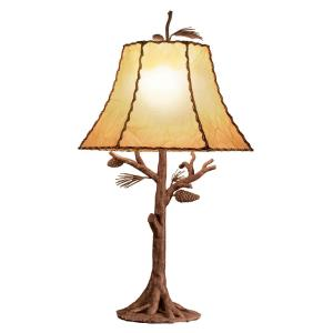 Ponderosa - One Light Table Lamp