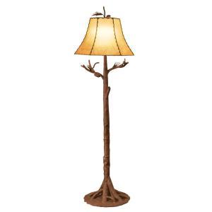 Ponderosa - One Light Floor Lamp