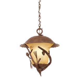Ponderosa - Three Light Large Outdoor Hanging Lantern