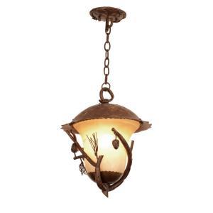 Ponderosa - Three Light Outdoor Large Hanging Lantern