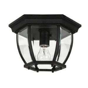 Dural 1 Light Flush Mount