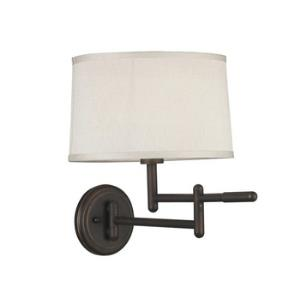 Theta - One Light Wall Swing Arm Lamp