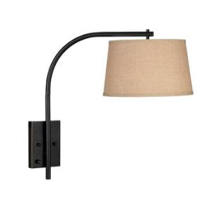Sweep - One Light Wall Swing Arm Lamp