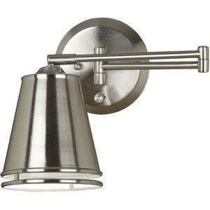 Metro - One Light Swing Arm Wall Sconce