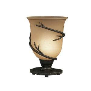 Twigs Torchiere Table Lamp