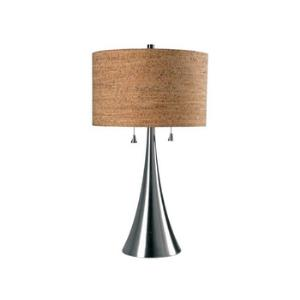 Bulletin - Two Light Table Lamp