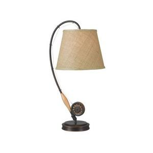 Fly Rod - One Light Table Lamp
