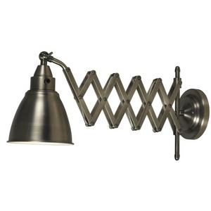 Floren - One Light Wall Swing Arm Lamp