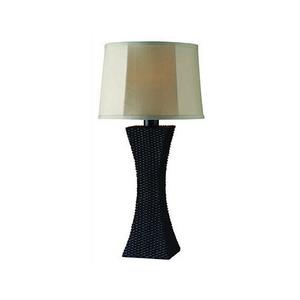 Weaver - One Light Outdoor Table Lamp