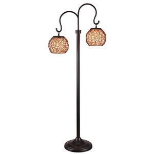 Castillo - Two Light Outdoor Floor Lamp