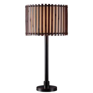 Bora - One Light Outdoor Table Lamp