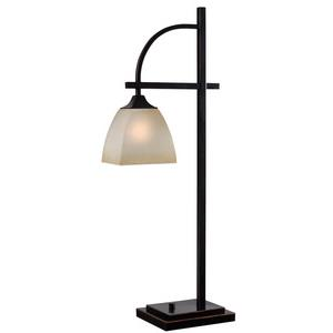 Arch - One Light Rectangle Table Lamp