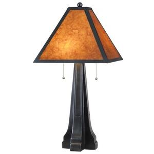 Miles - Two Light Table Lamp