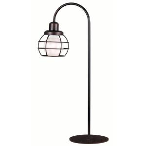 Caged - One Light Table Lamp