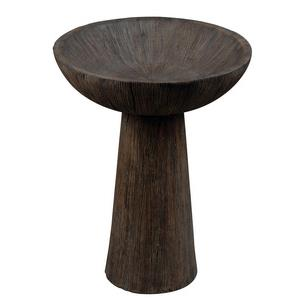 "Forest - 22"" Outdoor Bird Bath"