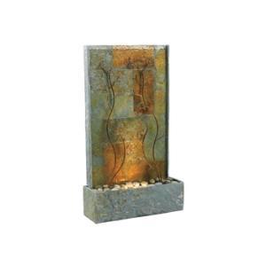 Copper Vines Floor Fountain