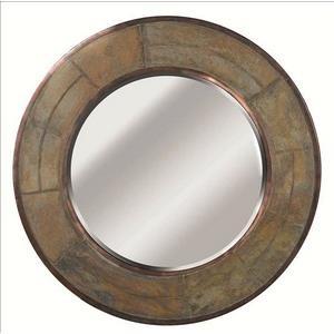 Keene - 31 Inch Round Wall Mirror