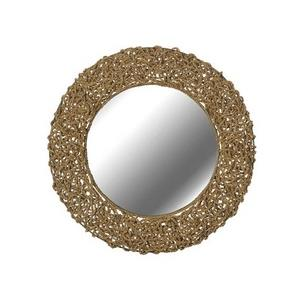 "Seagrass - 33"" Decorative Wall Mirror"
