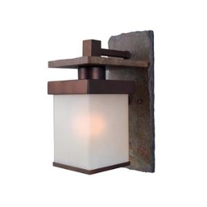 Boulder 1 Light Medium Wall Lantern