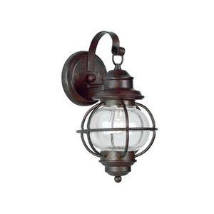 Hatteras - One Light Small Wall Mount