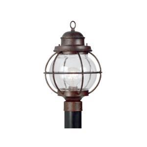 Hatteras 1 Light Post Lantern