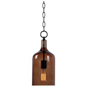 Capri - One Light Mini-Pendant