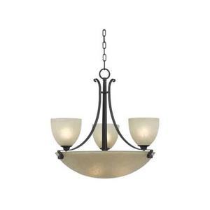 Willoughby - Six Light Chandelier
