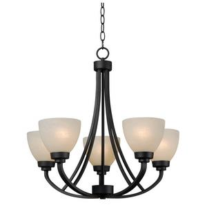 Dynasty - Five Light Chandelier