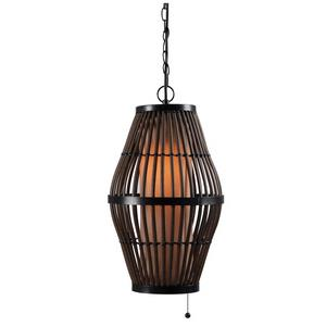 Biscayne - One Light Outdoor Pendant