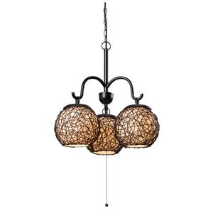 Castillo - Three Light Pendant
